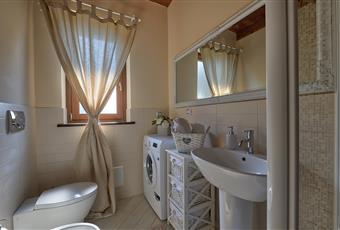 Il bagno è molto luminoso Valle d'Aosta AO Fontainemore