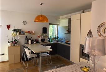 La cucina è luminosa, il pavimento è di parquet Emilia-Romagna RA Brisighella