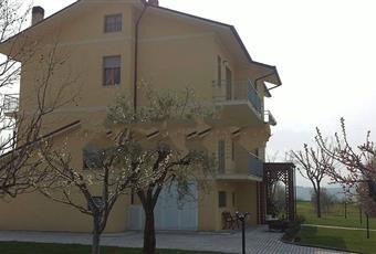 Terratetto plurifamiliare via Santa Lucia 7, Belvedere Ostrense