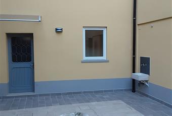 cortile interno con accesso alla cantina Emilia-Romagna MO Carpi