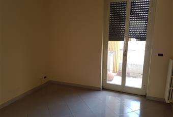 Una delle tre camerette con affaccio sul balcone di via D'Addabbo Puglia BA Turi