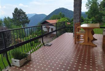 terrazzo meraviglioso privato Lombardia CO Casasco D'intelvi