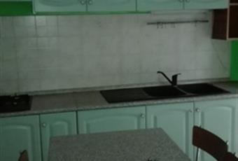 La cucina è con cucina a isola Marche PU Tavullia