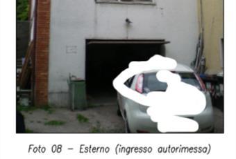 garage di 53 mq con ingresso carraio su Via Sosso 8 Piemonte AL Casale Monferrato