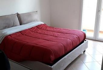 La camera è luminosa, il pavimento è piastrellato Sardegna CA Uta