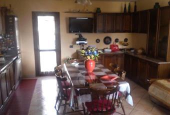 Il pavimento è piastrellato, la cucina è luminosa Campania AV Monteforte Irpino