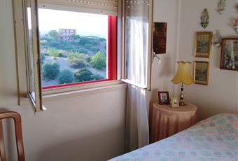La camera è luminosa, il pavimento è piastrellato Sicilia AG San Giovanni Gemini