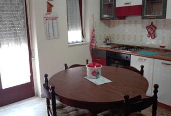 Il pavimento è di parquet, la cucina è luminosa Sicilia AG Licata