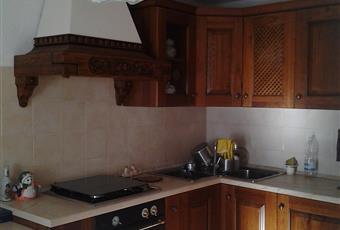 provvista di cucina su misura, piano cottura a gas ed elettrica, lavello in inox doppia vasca angolare Valle d'Aosta AO Saint-denis