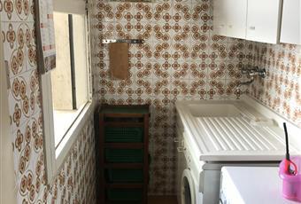 Il pavimento è piastrellato, la cucina è luminosa Abruzzo TE Silvi