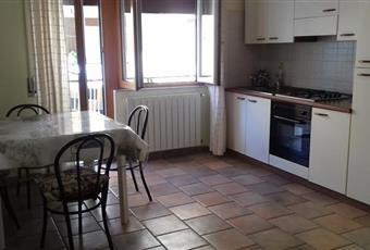 Angolo cottura bilocale Il pavimento è piastrellato, la cucina è luminosa Toscana GR Monte Argentario