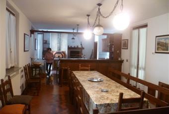 Il pavimento è piastrellato, la cucina è luminosa Piemonte AL Morano sul po