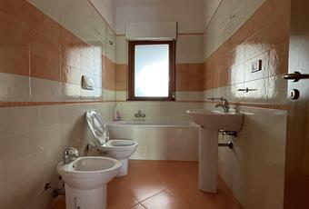 Il bagno è luminoso, integralmente ristrutturato (impianti, sanitari, rivestimenti e pavimenti)  nel 2015 Puglia BR Brindisi