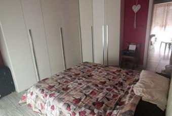 La camera è luminosa, il pavimento è piastrellato Piemonte AL Frugarolo