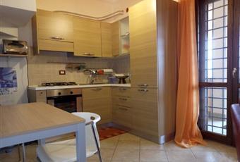 Il pavimento è piastrellato, la cucina è luminosa Lazio RM Rignano Flaminio