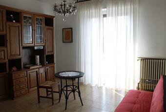 Ampia e luminosa sala con balcone Lombardia PV Vigevano