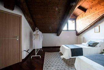 Il pavimento è di parquet Piemonte CN Villafalletto