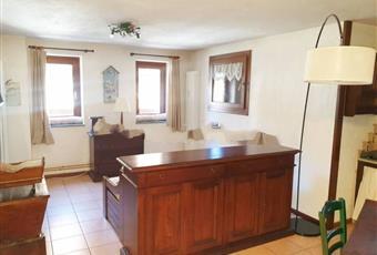 Il pavimento è piastrellato, la camera è luminosa, la cucina è luminosa Valle d'Aosta AO Valtournenche