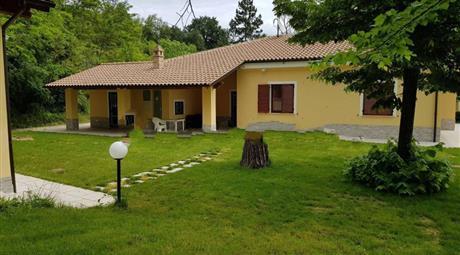Villa unifamiliare Strada Prati 82, Pescara