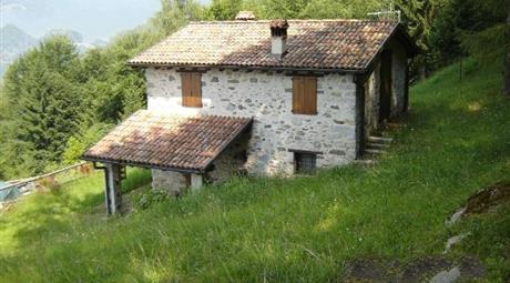 Casa di montagna in zona tranquilla
