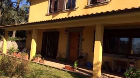 Villa via Monte Rigorio 6, Morlupo
