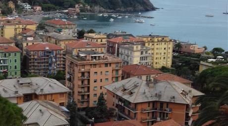 Levanto appartamento con spendida vista mare