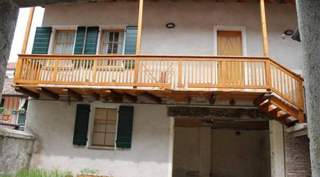 Terratetto unifamiliare via Cesare Battisti 14, Feltre € 120.000