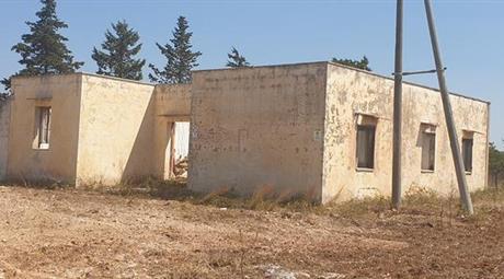 Casolare 200mq piu terreni in vendita a Nardo'