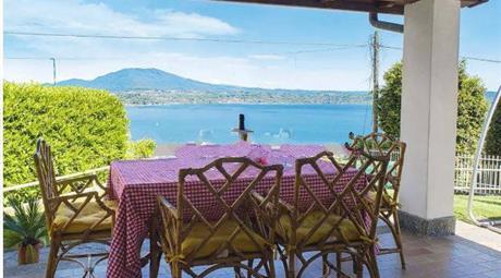 Villa a schiera via Carcioni 9, Belgirate