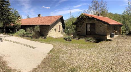 Casale Poggio Lastra, Bagno di Romagna
