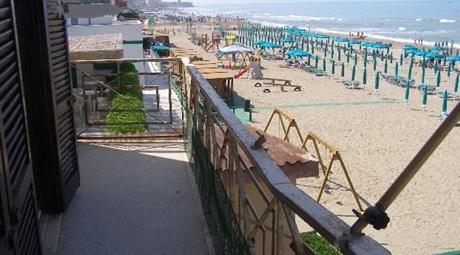 Quadrilocale sulla spiaggia