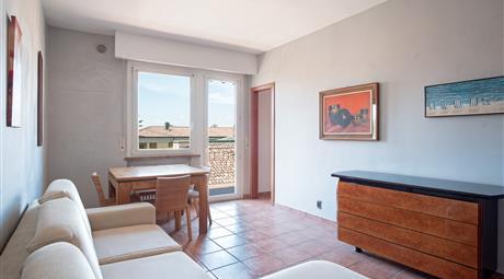 Appartamento con vista panoramica sul lago di Garda