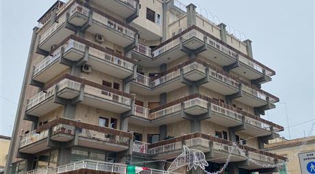 Appartamento 118 mq - 6° piano - Corso Umberto I