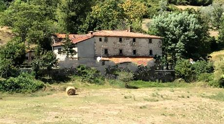 Casale Località Casina dei Fischi, Chitignano