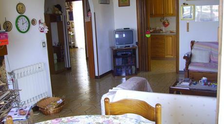 Appartamento quadrilocale 2° ed ultimo piano