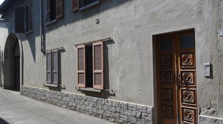 Abitazione signorile di corte in centro storico