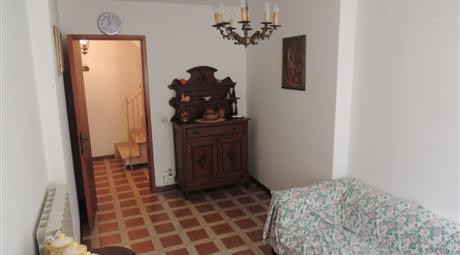Casa subito abitabile mq 125+capanna mq 13+piazzale+giardino