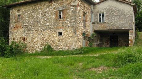 Casale/cascina in vendita in via Galluccio
