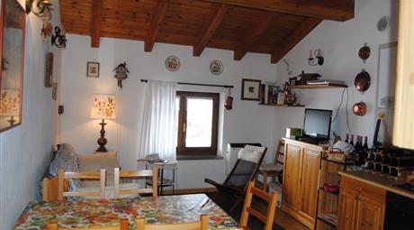 Appartamento bilocale Torgnon