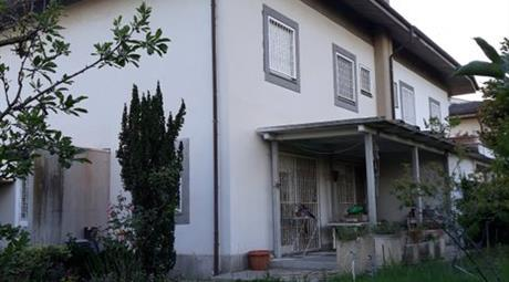 Casalpalocco villa bifamiliare