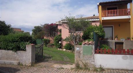 Villa in bifamiliare vicino 5° spiaggia Golfo Aranci