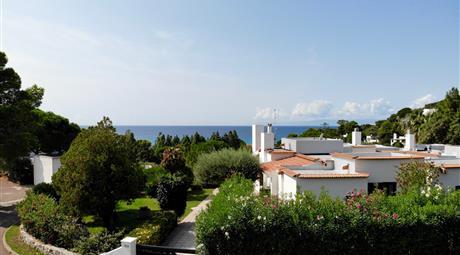 Villa Lilium - elegante villa con vista mare