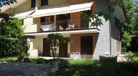 Appartamento signorile con ampio giardino privato