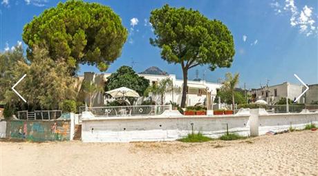 Villa Angelica sul mare a Diamante