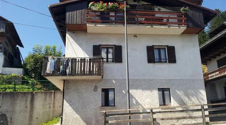 Appartamento quadrilocale (110 mq) , Danta di Cadore