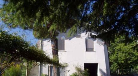 Villa bifamiliare Confini, Palombaro