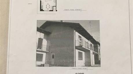 Casa indipendente via Giuseppe Garibaldi, Bastia Mondovì