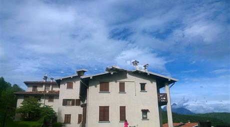 Trilocale via Rompiano 14, Sormano