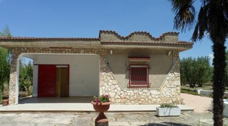 Villa C da selvapiana, Mottola