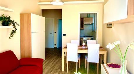 Appartamento ultimo piano in vendita